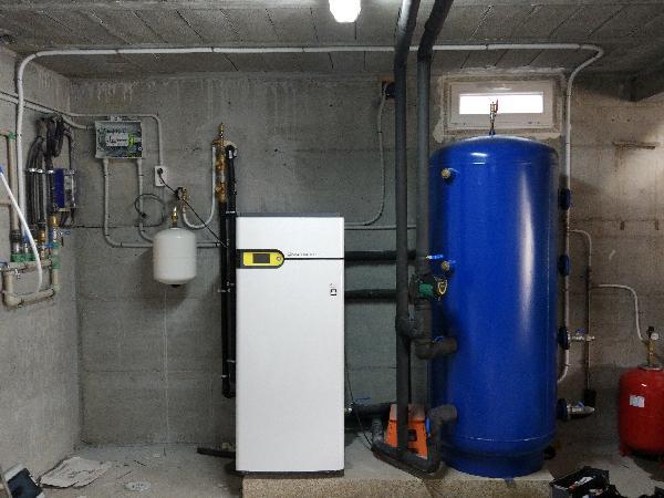Geotermia para vivienda unifamiliar fr o calor por suelo ra for Suelo radiante frio calor